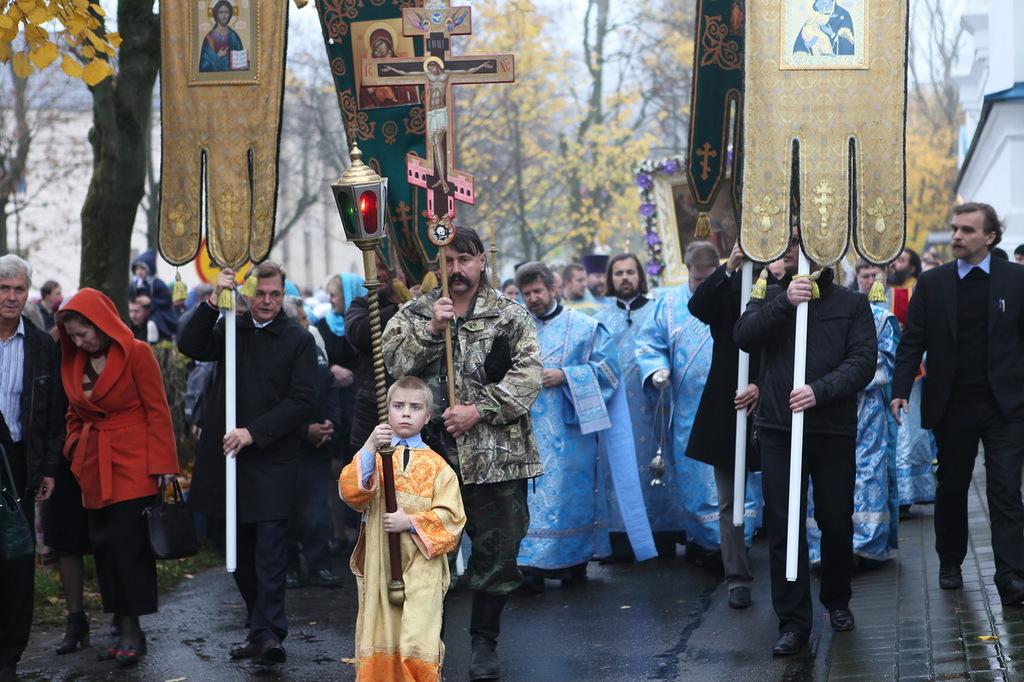 Фотографии праздничного Богослужения